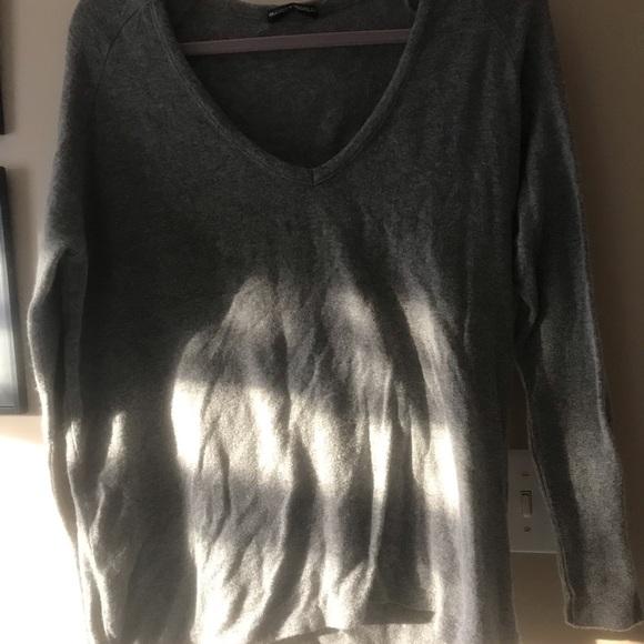 Brandy Melville Sweaters - Brandy Melville grey sweater